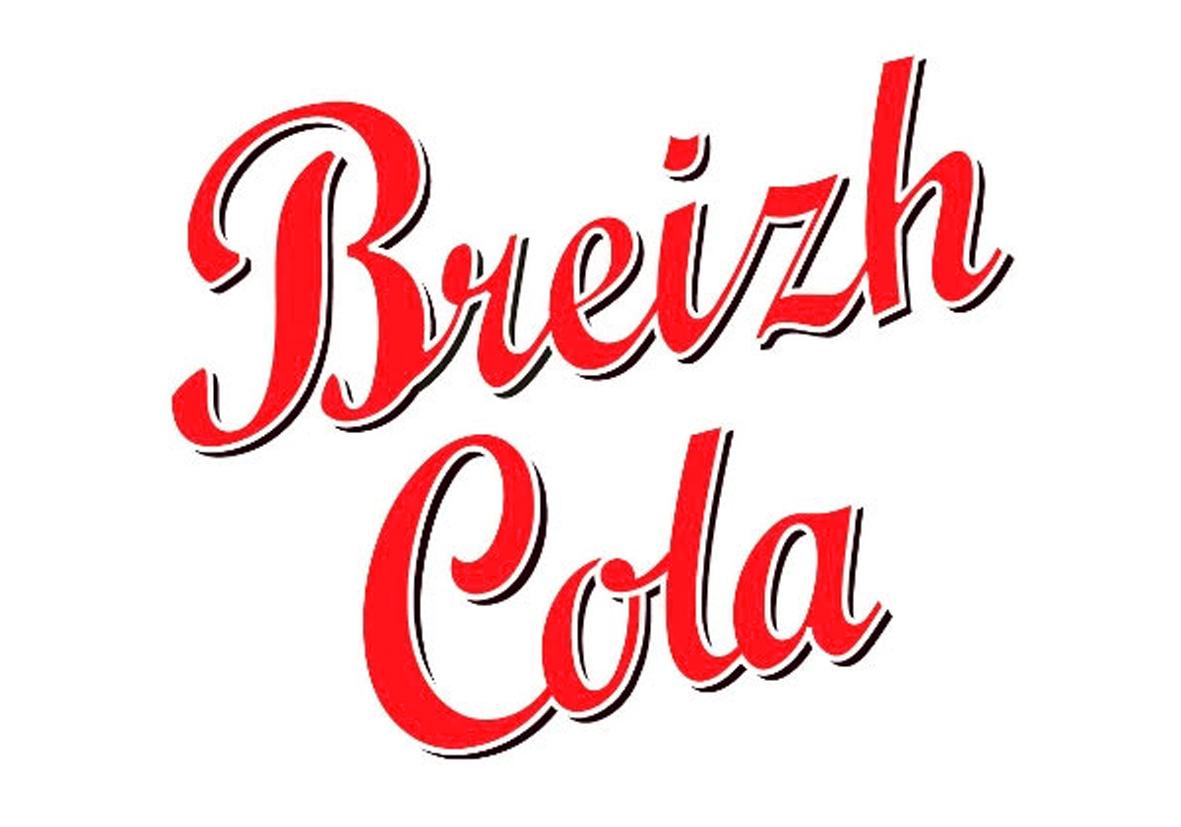 Logo breiz cola
