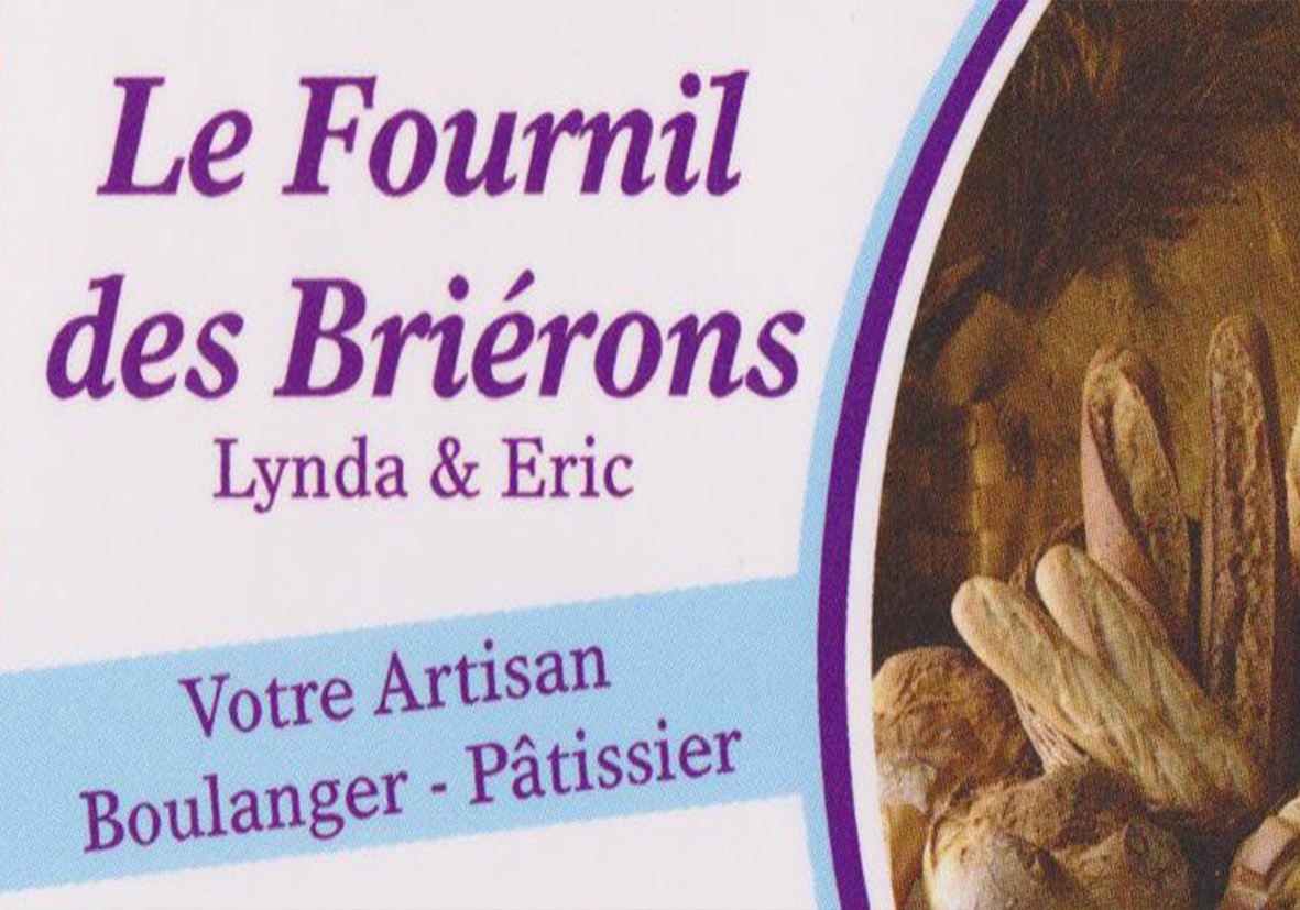Logo fournil brieron