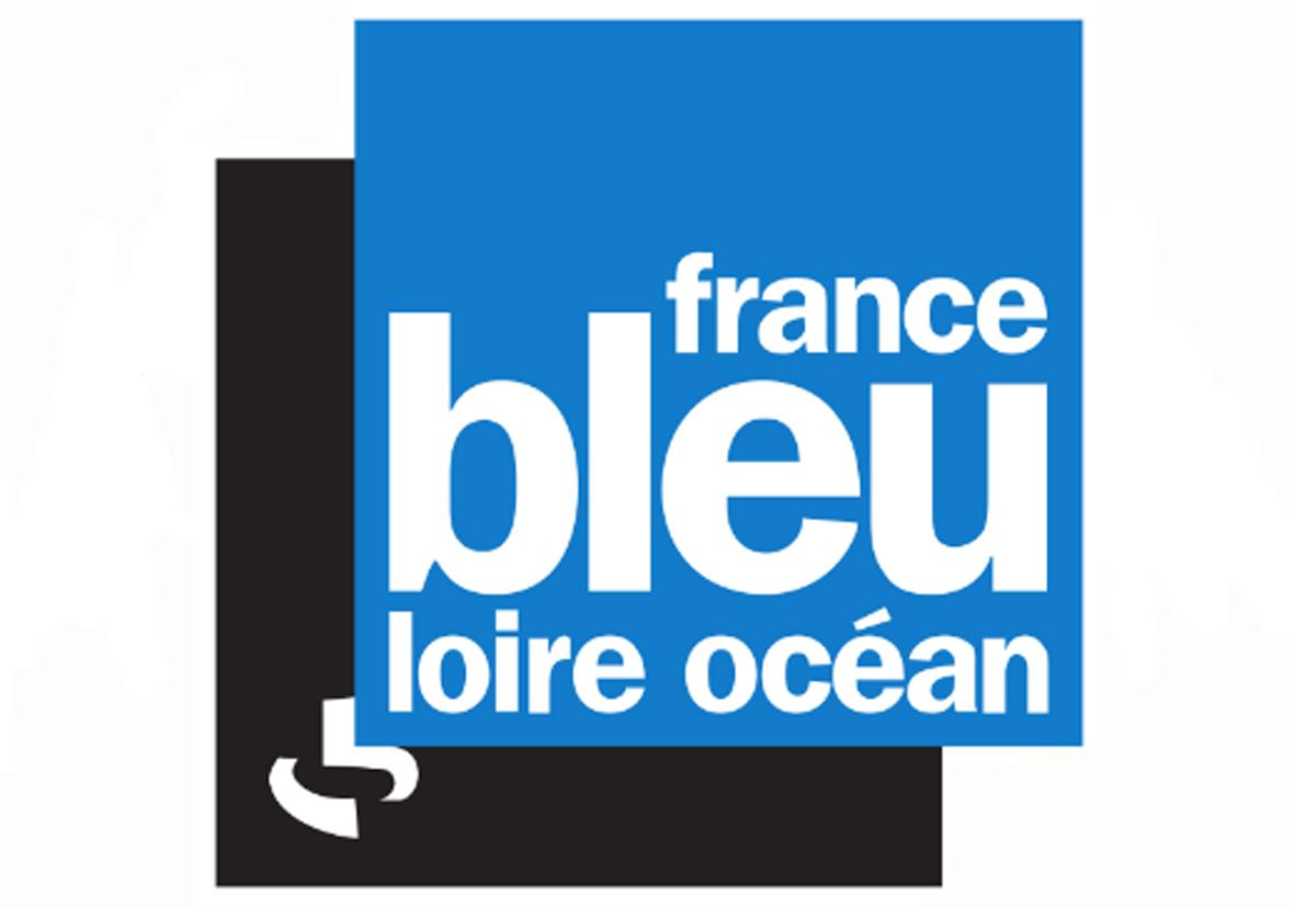 Logo france bleu loire ocean