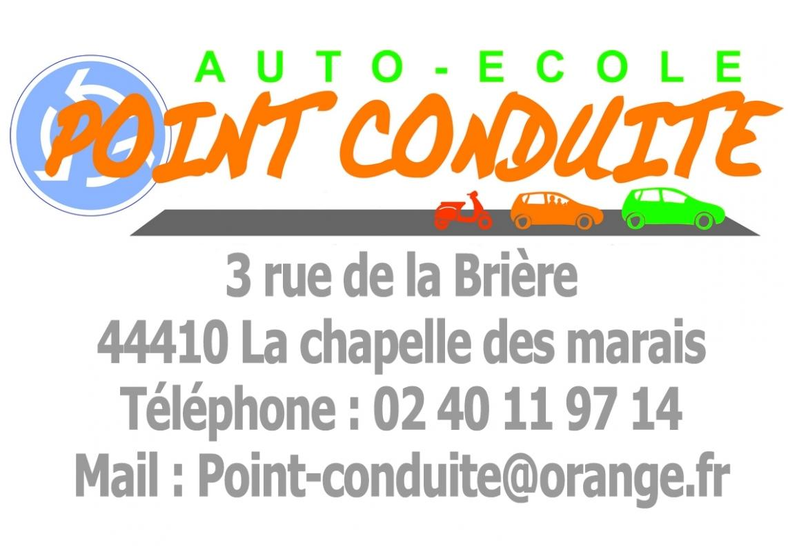 Logo point conduite