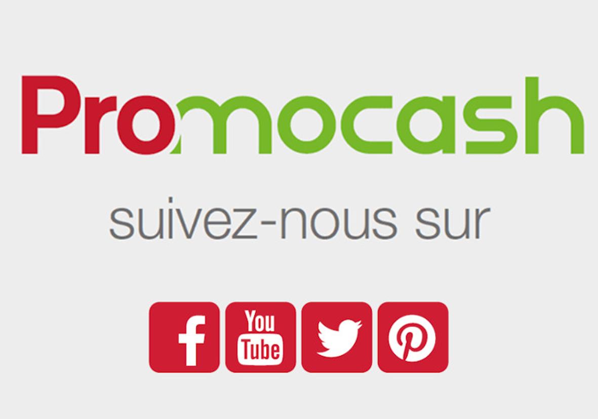 Logo promocash